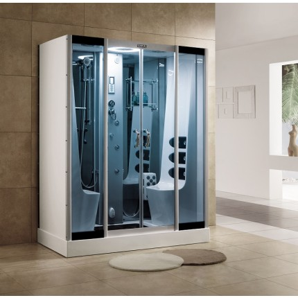Monaco Luxury Steam Shower