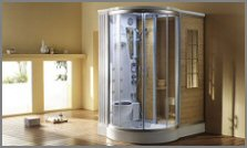 aquapeutics steam shower 810g