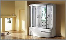 aquapeutics steam shower mazatlan