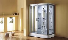aquapeutics Steam Shower St. Croix