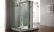 aquapeutics steam shower 521