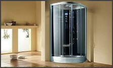 aquapeutics steam shower pacific